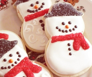 biscuits, Cookies, and white image