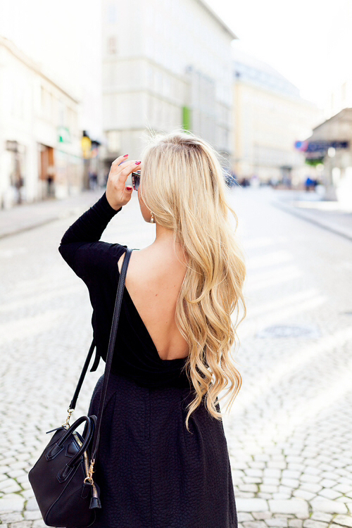 beauty, blonde, and girly image