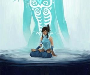 avatar, korra, and art image