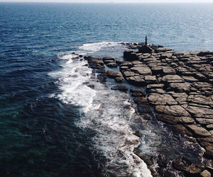 nature, sea, and vladivostok image