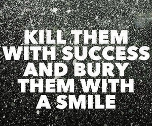 success and smile image