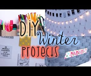 decor, diy, and youtube image