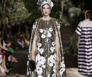 D&G, fashion, and dolce and gabbana image