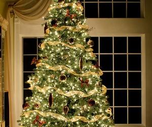 arbol, merry christmas, and navidad image