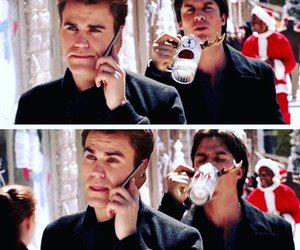 brothers, tvd, and salvatores image
