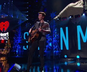 concert, shawn, and iheartradio image