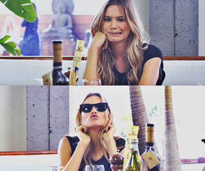 Behati Prinsloo, Victoria's Secret, and fashionshow image