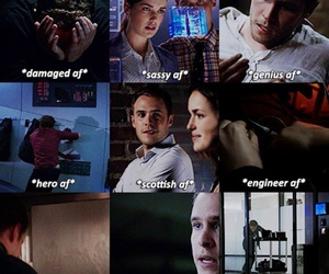 fitzsimmons, fitz, and leo fitz image