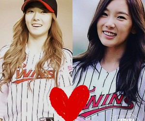 snsd, taeyeon, and jessica jung image