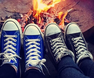 adventure, bff, and fire image