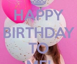 birthday, happy, and happy birthday image