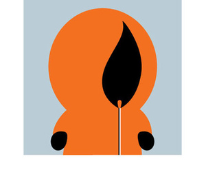 kenny and South park image