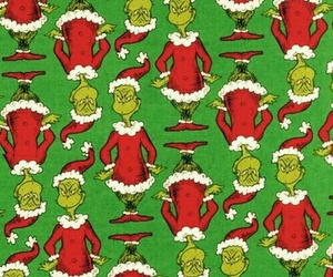 christmas, grinch, and background image