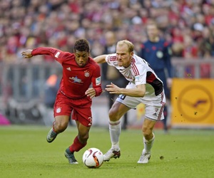 football, munchen, and soccer image