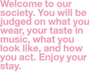 society, quote, and text image