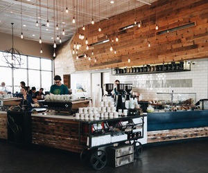 coffee, place, and coffee shop image