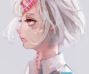 tokyo ghoul and art image