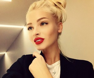 girl, alena shishkova, and beauty image