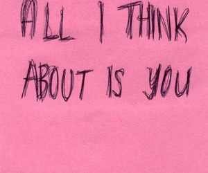 pink, you, and quote image