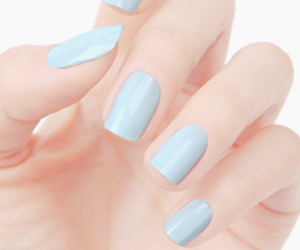 blue, pale, and pastel image