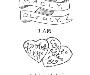 Lyrics, take me home, and truly madly deeply image