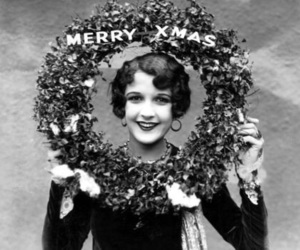 1930s, christmas, and golden era image