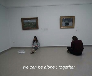 alone, dark, and forever image