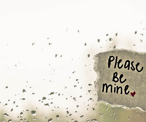 love, mine, and text image