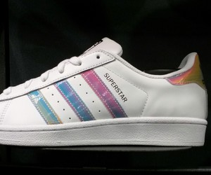 adidas, colourful, and superstar image