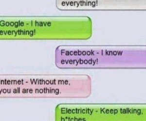funny, google, and facebook image
