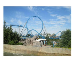 rollercoaster and europapark image