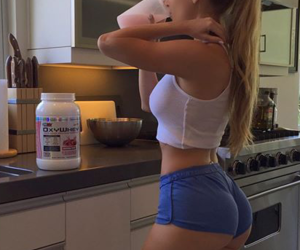 ass, booty, and curves image