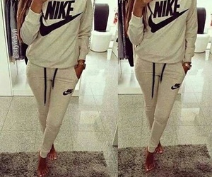 fashion, nike, and style image