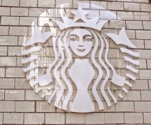 starbucks, beige, and coffee image