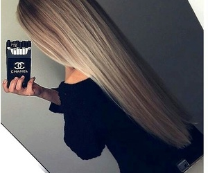 hair and chanel image