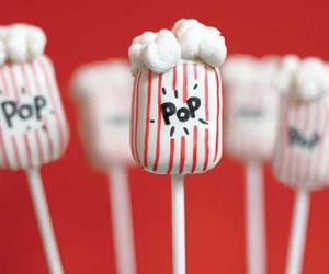 cake, cake pops, and food image