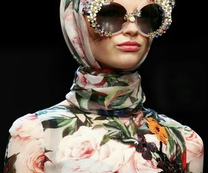 dolce and gabbana, fashion, and runway image