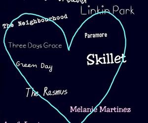 Avril Lavigne, rock, and linkin park image