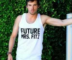 pll, pretty little liars, and ian harding image