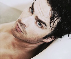 ian somerhalder, sexy, and the vampire diaries image