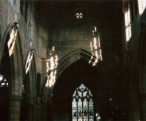 gothic, church, and dark image