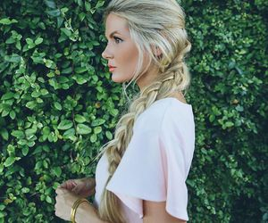 hair, amber fillerup, and blonde image