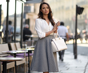skirt, style, and fashion image