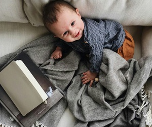 baby, blanket, and cute image
