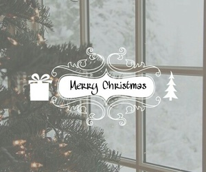christmas, winter, and love image