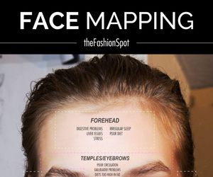 acne, face, and problems image