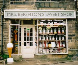vintage, shop, and sweet image