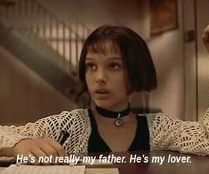 mathilda, movie, and quotes image