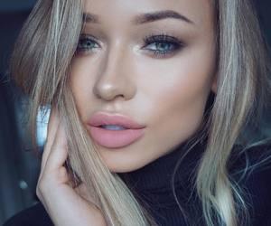 beautiful, beauty, and women image