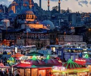 istanbul, mosque, and turkiye image